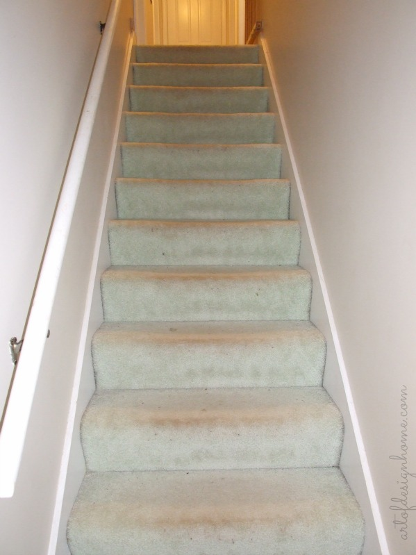 ugly staircase