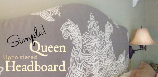 queen size headboard